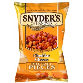 Snyder's - Pretzel Cheddar Cheese