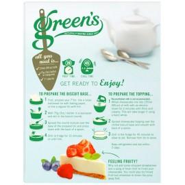 Préparation pour Cheesecake - Green's