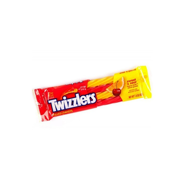 Twizzlers - Sweet & Sour