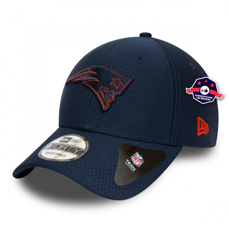 "9Forty ""Velcro"" New England Patriots"