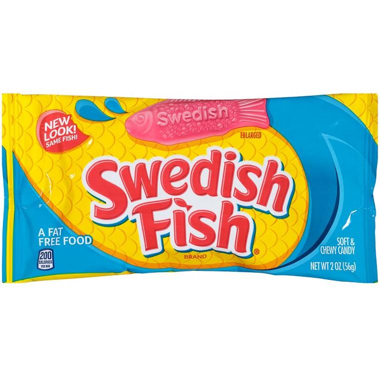 Swedish Fish - Bonbons