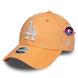 9Forty - Los Angeles Dodgers - Couleur Pêche
