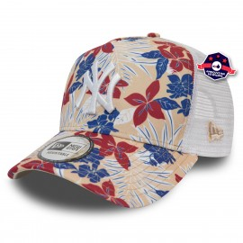 New Era - Trucker Floral - NY