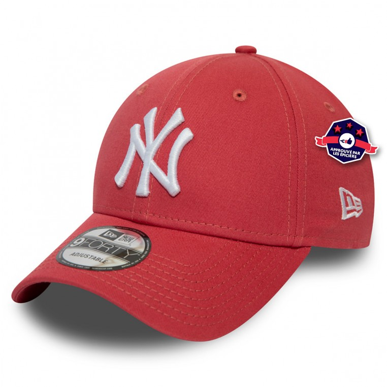 9Forty - NY Yankees - Corail