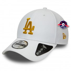 9Forty - Los Angeles Dodgers - Blanche et Or