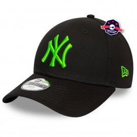 9Forty Kids - Yankees - Noire et Verte