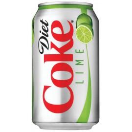 Coke Diet Lime - Citron Vert