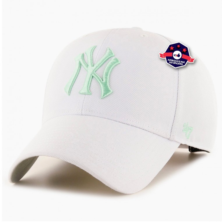 '47 - New York Yankees - Blanche et Verte