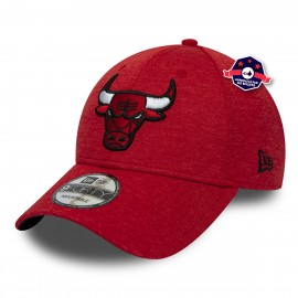 9Forty - Chicago Bulls - Shadow Tech - Rouge