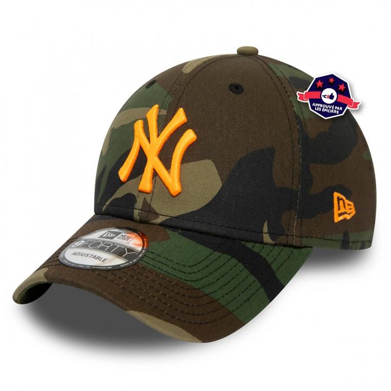 9Forty - NY Yankees - Camo