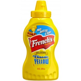 Moutarde Yellow French's