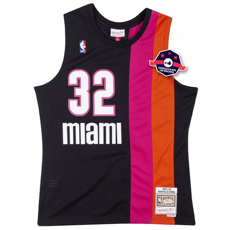 Jersey - Shaquille O'Neal - Miami Heat