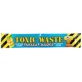 Toxic Waste - Nuclear Sludge Chew Bar - Blue Raspberry