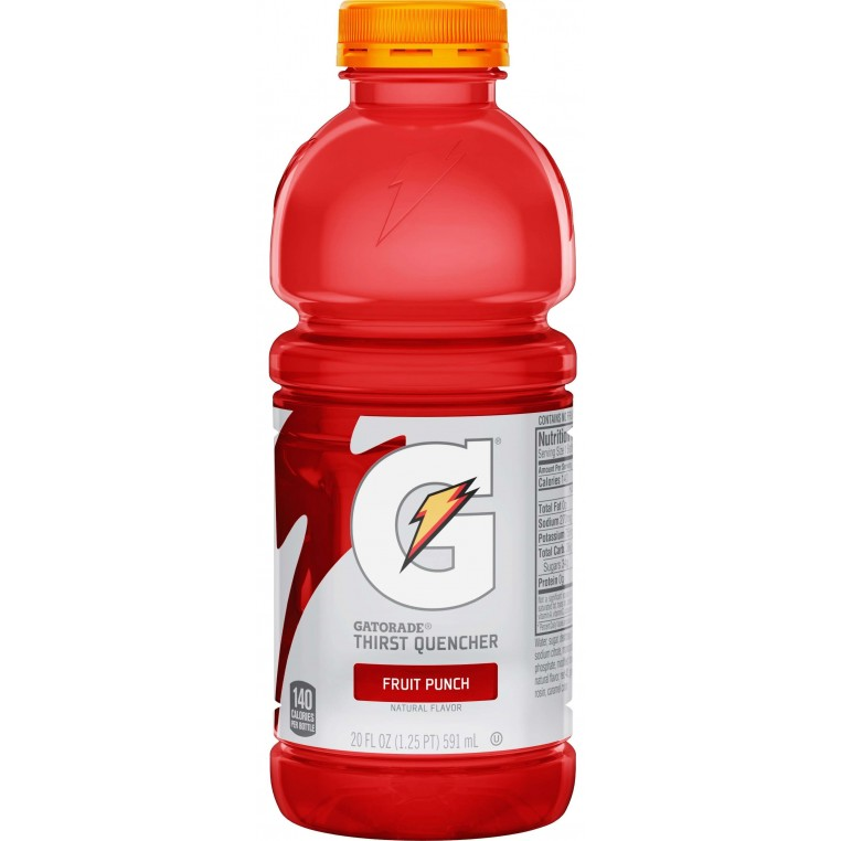 Gatorade - Fruit Punch