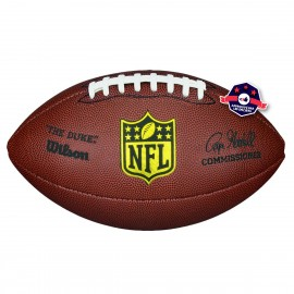Ballon Replica Officiel NFL - The Duke - Wilson