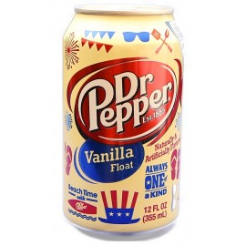 Dr Pepper - Vanilla Float - 335ml