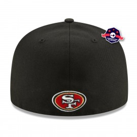59Fifty - 49ers de San Francisco - Noire