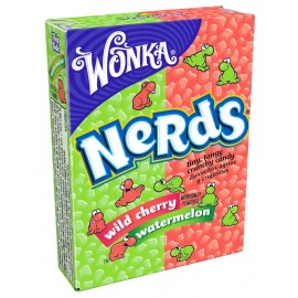 Nerds Pastèques & Cerises sauvages - Willy Wonka