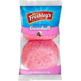 Snowballs - Mrs Freshley's