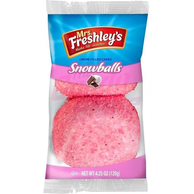 Snowballs - Mrs Freshley's