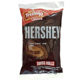 Hershey's Swiss Rolls - Mrs. Freshley's