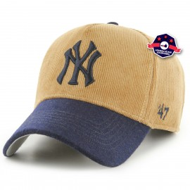Casquette NY - Velours