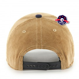 Casquette Red Sox en velours