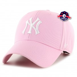 Casquette NY - Rose