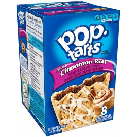 Pop Tarts - Frosted Cinnamon Roll