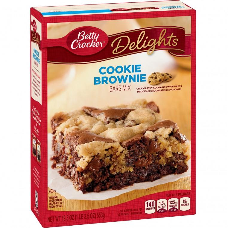 Mix pour Brownie - Betty Crocker - Cookie Brownie