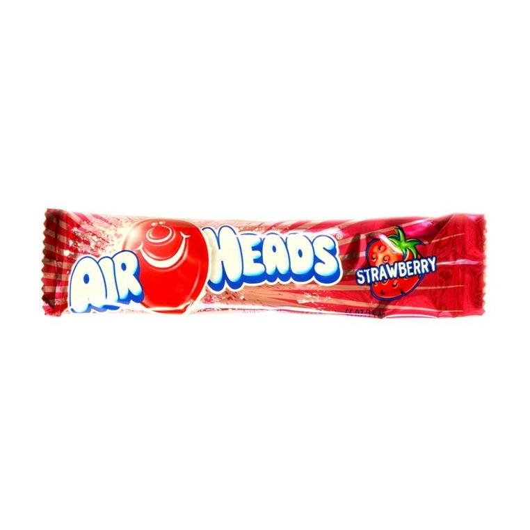 AirHeads Strawberry - bonbon à la fraise