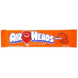 AirHeads Orange - bonbon à l'orange