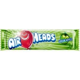 AirHeads Green Apple - bonbon à la pomme