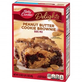 Mix pour Brownies au Beurre de Cacahuètes - Betty Crocker