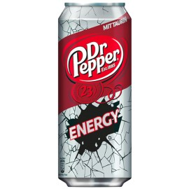 Dr Pepper - Energy Drink