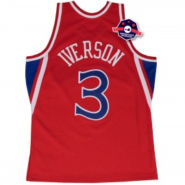 Jersey Allen Iverson - Sixers