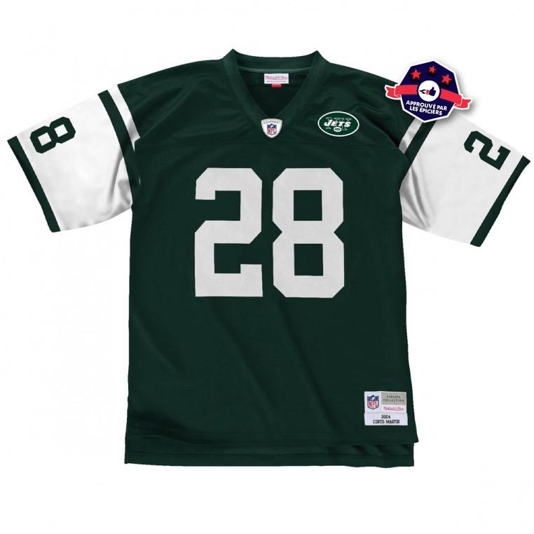 Jersey - Curtis Martin - New York Jets