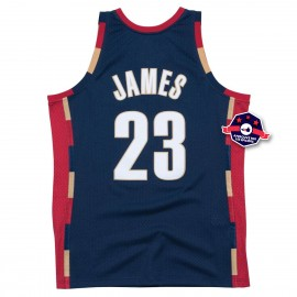 Jersey - LeBron James - Cleveland Cavaliers