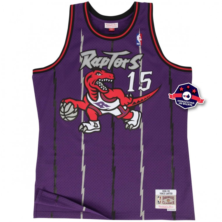 Jersey - Vince Carter - Toronto Raptors