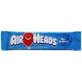 AirHeads Blue raspberry - bonbon framboise