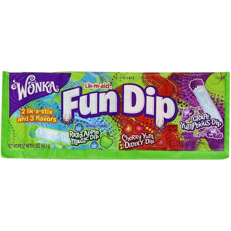 Bonbons Fun Dip - 3 Flavours