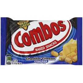 Combos - Crackers Cheddar - 51g
