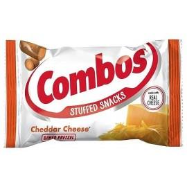Combos - Crackers / Pretzel Cheddar - 51g