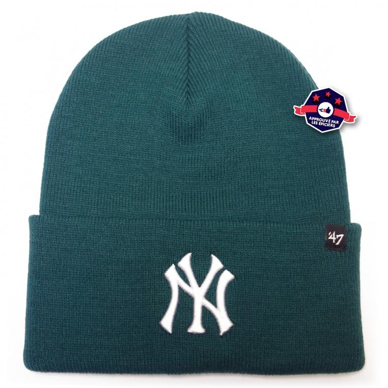 Bonnet - New York Yankees - Pacific Green