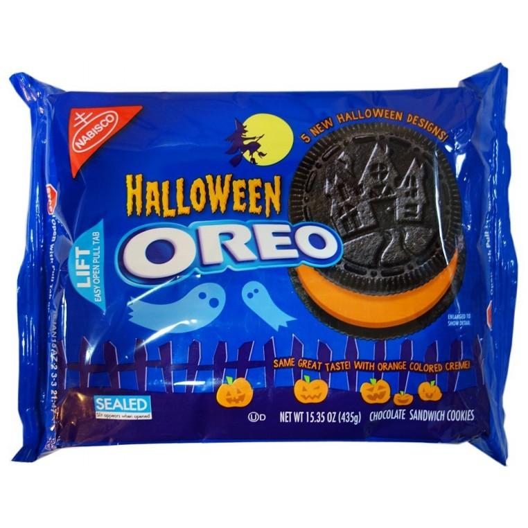 Paquet d'Oreo édition limité Halloween