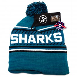 Bonnet San Jose Sharks