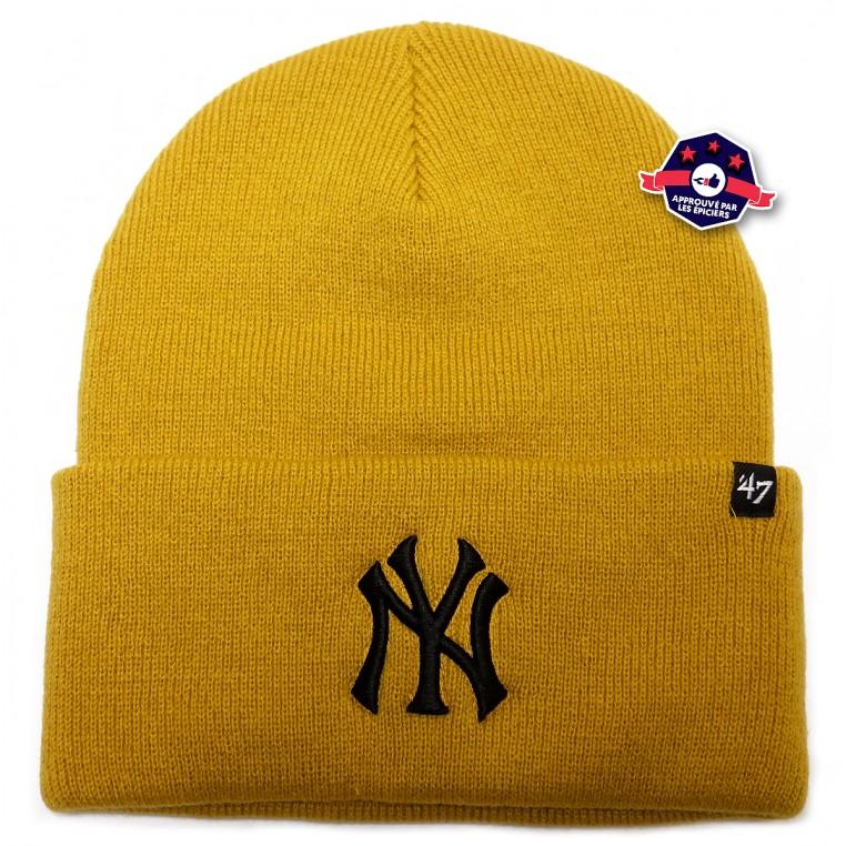 Bonnet - New York Yankees - Wheat