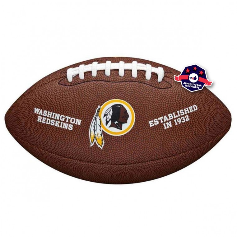 Ballon NFL - Washington Redskins