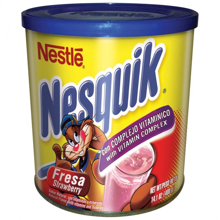 Nesquik Fraise - 400g