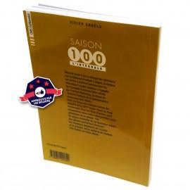 """Livre NFL """"Saison 100 - l'intégrale"""""""